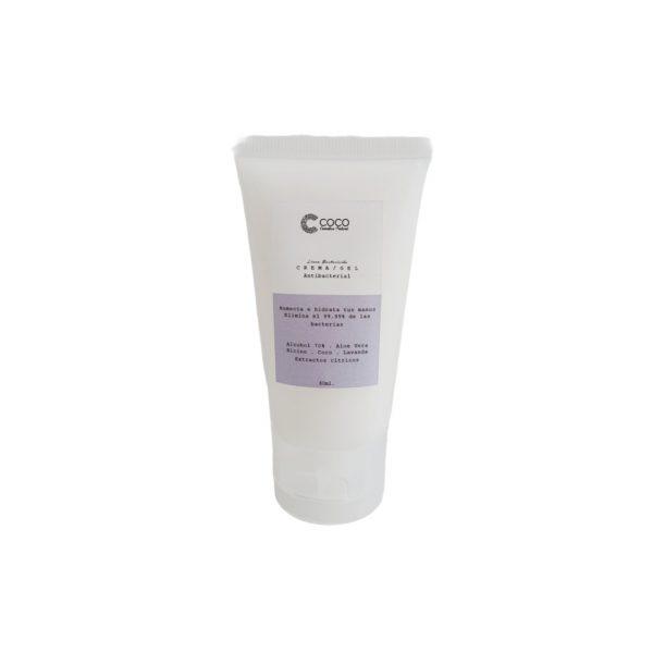crema gel antibacterial