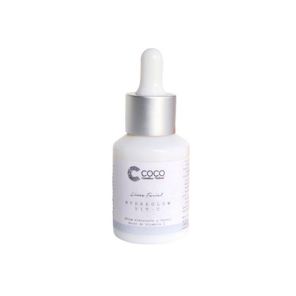 serum hydraglow vit c